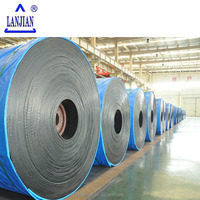 EP Canvas Chemical Resistant Conveyor Belt