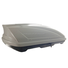 JT-V0201-3 410L ABS single side open roof box/roof top cargo box/roof top luggage carrier