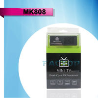 MK808 google tv player android tv quad core