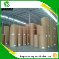 Food grade wrapping paper raw materials paper plate