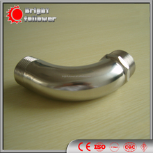 60 degree elbow pipe fitting/elbow crutches