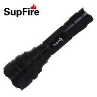 Daily Waterproof Rechargeable LED Camping Flashlight