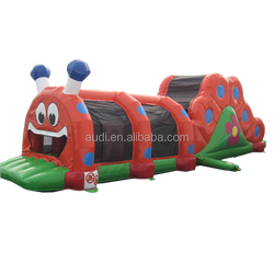 Inflatable 10m Caterpillar For Sale/Inflatable Kids Toys Caterpillar