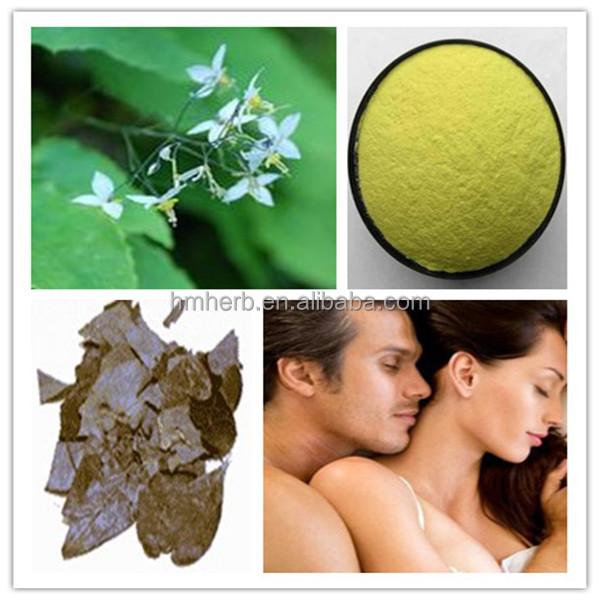 New Products 2015 icariin 98% aphrodisiac for man