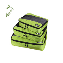 New Fashion Travel Luggage promotion Packing Cubes for Travel