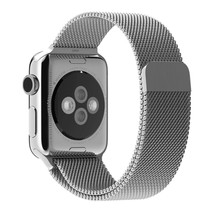 FL3732 for apple watch band,Milanese Loop watch band for apple watch 7 colors