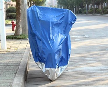 strong and durable three wheel motorcycle cover/moped scooter motorcycle cover at low price with free sample