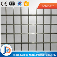 Alibaba 6x6 reinforcing welded wire mesh fence / galvanized welded wire mesh panel