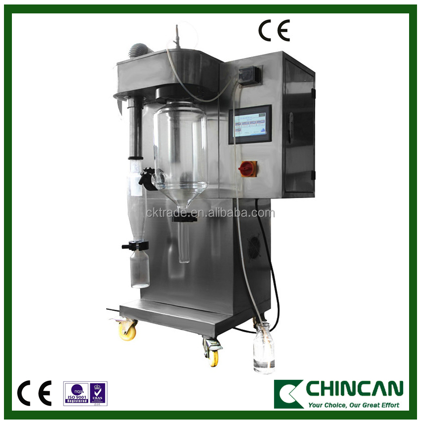 B-6000Y Lab Spray Dryer for concentrate and purity