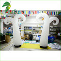 Outdoor Event Inflatable Lighting Decorations Inflatable led Pillar , Inflatable Lighting Column