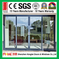 North America Style HB130 series Aluminum Sliding Door comply with CE certificate from China factory