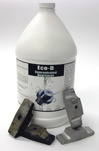 Eco-D Concentrated Cleaner / Degreaser