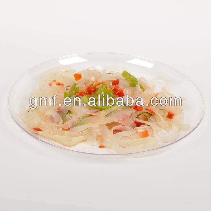 2013 hot sale popular round plastic serving tray