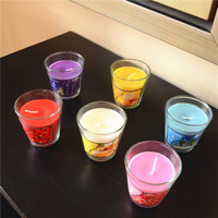 For Decoration And Wedding And Gift Glass Candle Holder/Tea Light Candle Holder/Glass Candle Cup