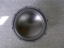 500W RMS power professional subwoofer speaker box