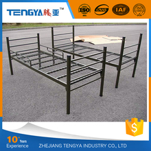 Tengya China Manufacturer Cheap Military Metal Bed Frame High Quality