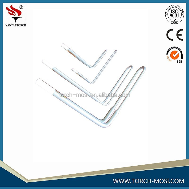 1800 high performance mosi2 heating elements