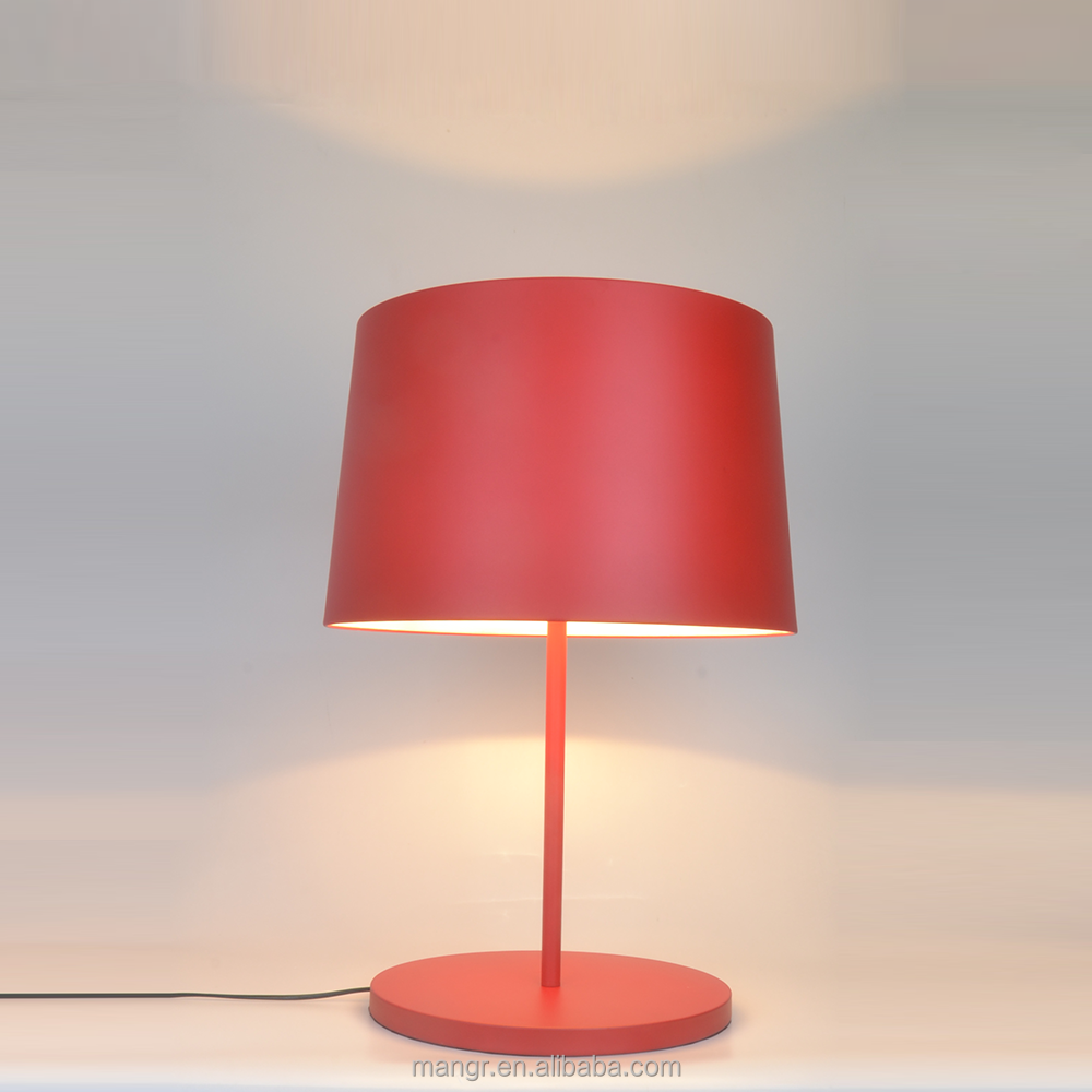 Table-Light-MG-4136-A Hot sale classic metal shade table light simple style student eye protection table lamp
