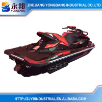 Japanese Brand SUZUKI Engine YONGANG Jetski YB-CA-5 1300CC 3 seater Stand Up Jet Ski for sale