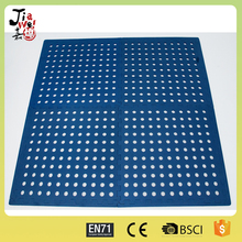 Manufacturer Wholesale Prime Quality PU/EVA plastic outdoor mat high quality manufacturer