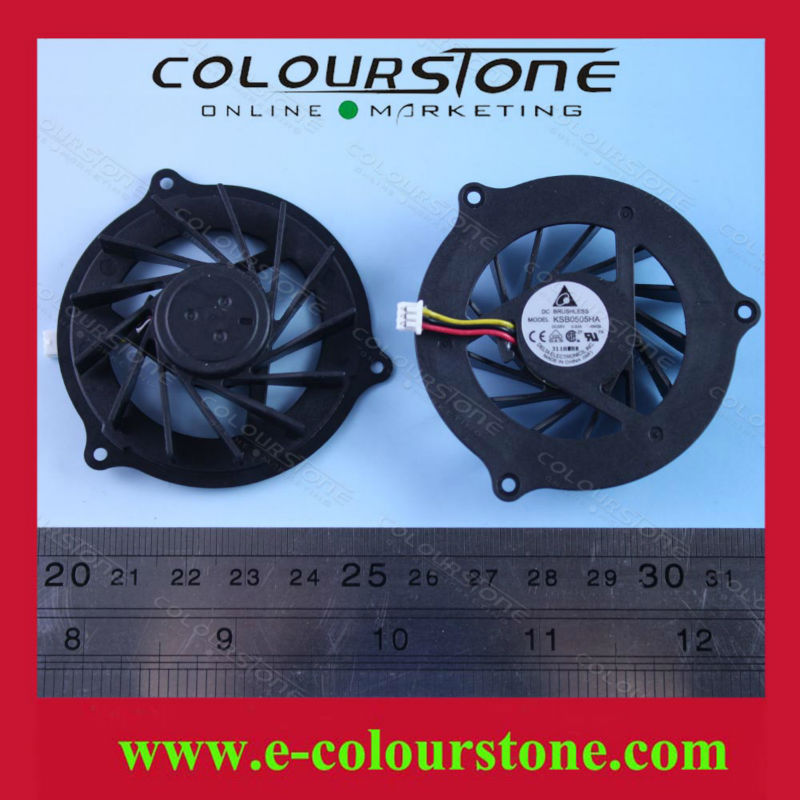 Laptop Intel CPU Cooler Fan For HP DV2000 V3000 V3500 V3600 Series KSB0505HA