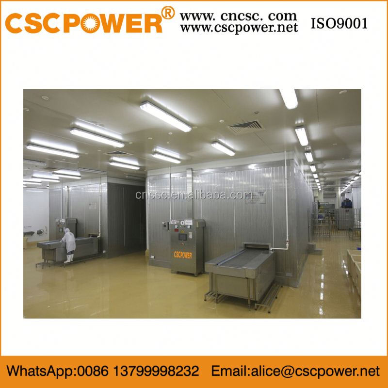 New Aluminum Alloy used commercial spiral plate freezer for ice cream in china