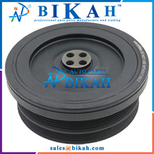 OEM# 11237788611 11237793593 11238511371 Crankshaft Belt Pulley FOR BMW 525D 530D 535D E60 E61