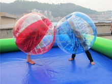 Best PVC 1.2m inflatable bumper ball for kids