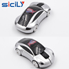 Hot selling personalized 2.4ghz wireless car mouse