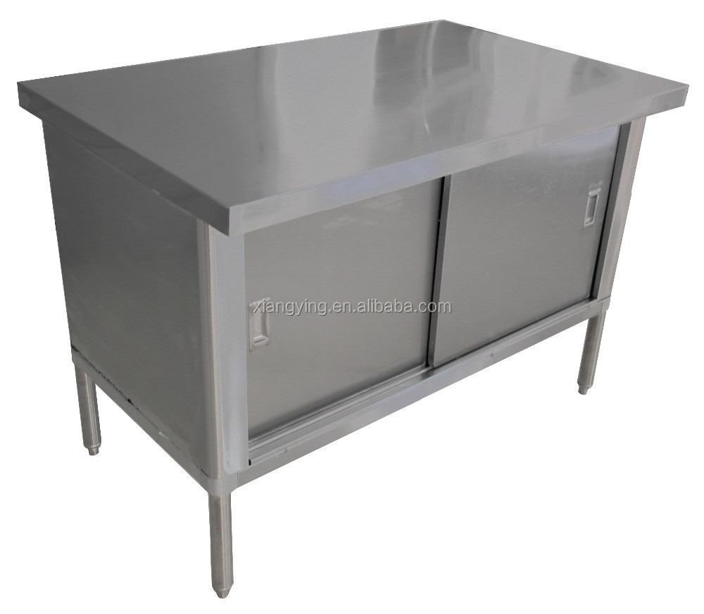 myanmar stainless steel kitchen cabinet for Resturant hotel
