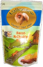 Bacon-N-Cheddar Twists All Natural Dog Treat