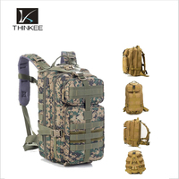 China supplier wholesale 600D large molle assault military tactical backpack