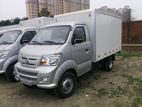 Sinotruk CDW food truck fast food van 1.5ton truck for sale