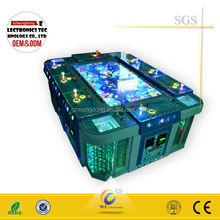 2014 hotest multi arcade game board Ocean Star fishing game machine