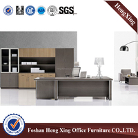 Competitive price good workmanship wooden structure office desk (HX-5DE300)