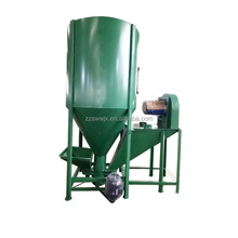 Mixer dairy cattle feed mixing machines