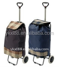stretch extendible handle shopping trolley ZZ802