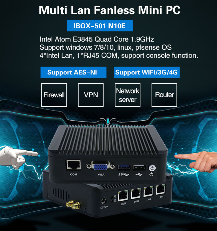 mini pc router