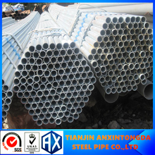 China supplier building materials 1.5inch 48.3mm hot dip galvanized steel pipe!scaffolding galvanized steel pipe bs1387