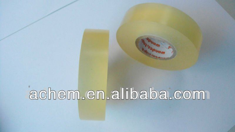 PVC Low Lead clear electrical tape