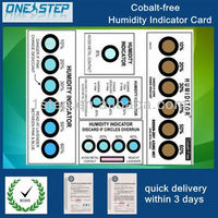 humidity sensitive card for electronic industry
