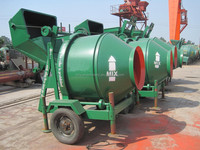 JZC500 Mobile portable concrete mixer