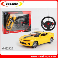 Electric model car high speed plastic rc racing drift car 1 16 scale