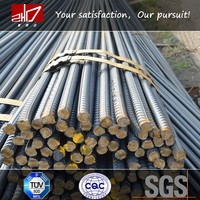 6mm-45mm GB ASTM BS4449 rebar deformed bar reinforcing steel