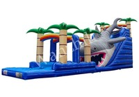 giant inflatable water slide for kids and adults hot sale