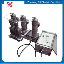 Popular HV vacuum circuit breaker with remote controller 22kv 24kv 35kv 40.5kv recloser