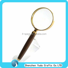 Hand Held Pocket Magnifying Glass Display Stand