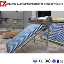rooftop solar water heater, Corrosion Resistant Stainless Steel Compact Pressurized solar water heater price/Sea Water Heater