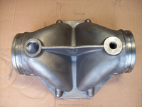 ggg40 to 60 ductile iron casting directly made by foundry with real shot