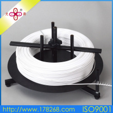 self-supporting covered wire fiber optics cable g657 fiber ftth drop cable core fibre optics cable